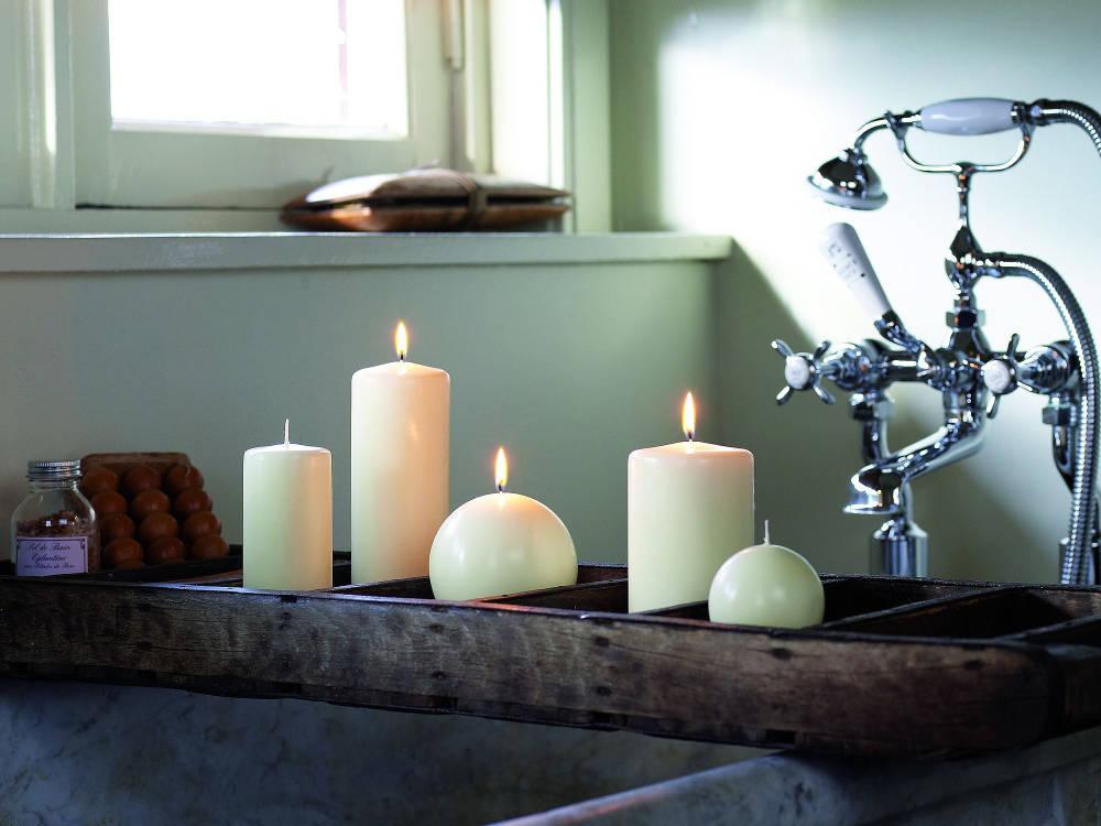 Jakie świece Wybrać Do łazienki Jak Stworzyć Domowe Spa