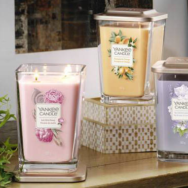 Yankee Candle Elevation Spring Summer Collection 2020 - wiosenne i letnie świece zapachowe Elevation