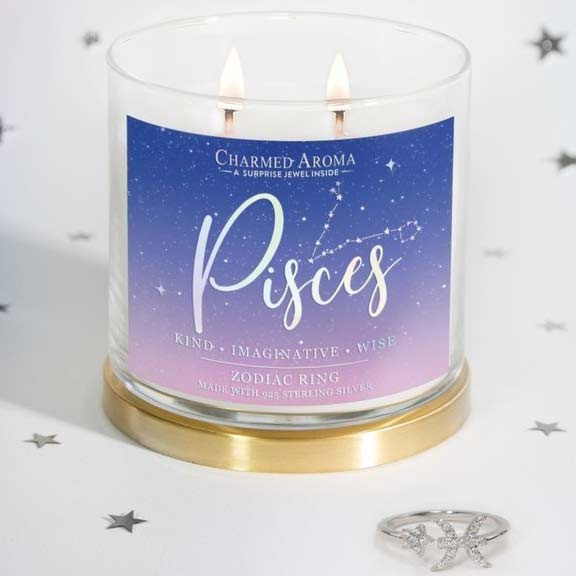 Which scented candles to choose for each Zodiac Sign?